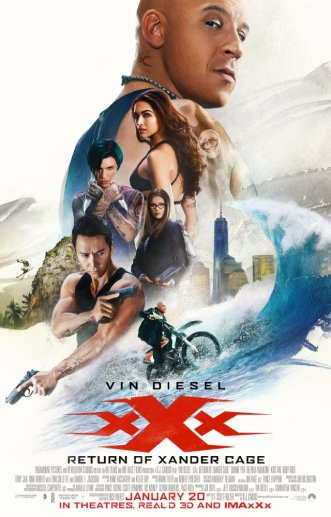 xXx: Return of Xander Cage (2017)